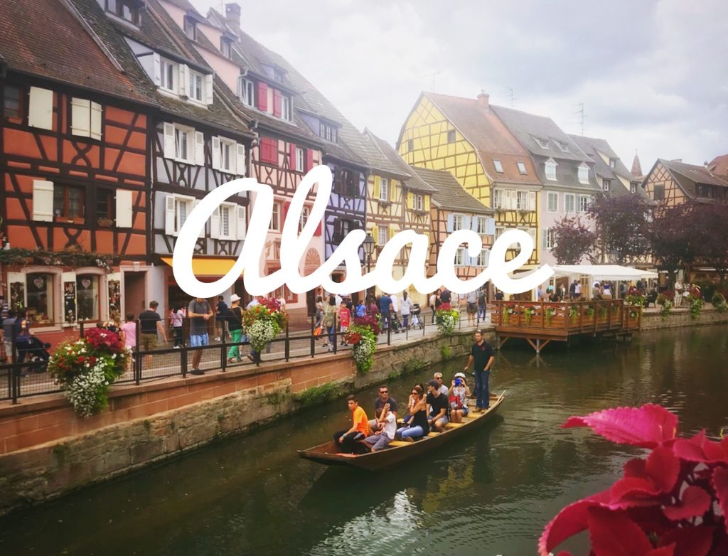 Travel back in time and discover the fairytale region in Eastern France – Alsace